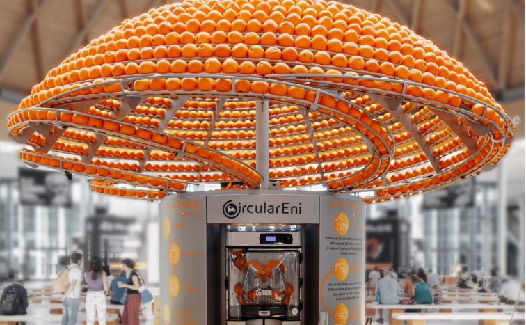 Beyond Orange Peel: Using Waste to 3D Print Cups (3DPrint.com)