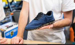New Zealand Designer Wins Dyson Award for Sustainable 3D Printed Shoes(3D Print.com)