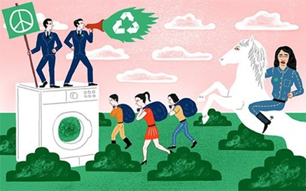 Recycling of Plastics (alone) won't save the Environment